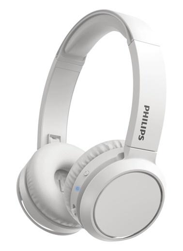 Philips Philips Tah4205 Beyaz Bluetooth Kulak Üstü Kulaklık Renkli